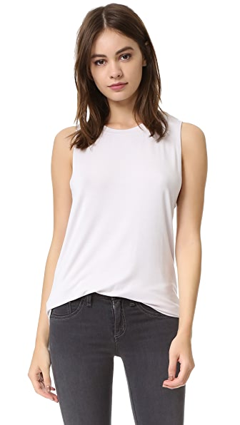 David Lerner Muscle Tank - Oyster