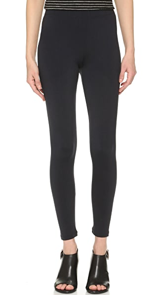 David Lerner Basic Legging - Black