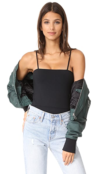 David Lerner Tank Bodysuit