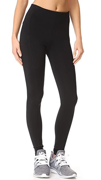 David Lerner Seamed High Rise Leggings