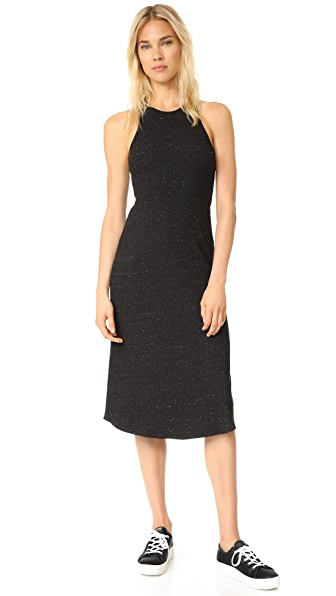 David Lerner Racer Dress - Classic Black