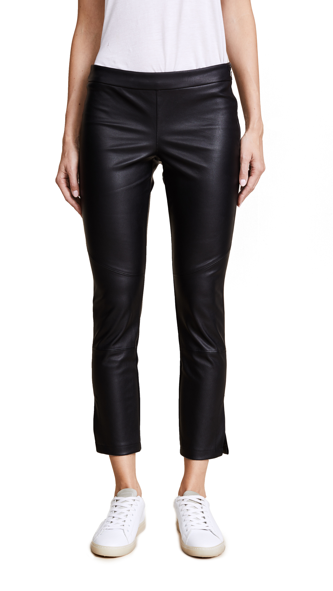 David Lerner Blake Crop Legging - Classic Black