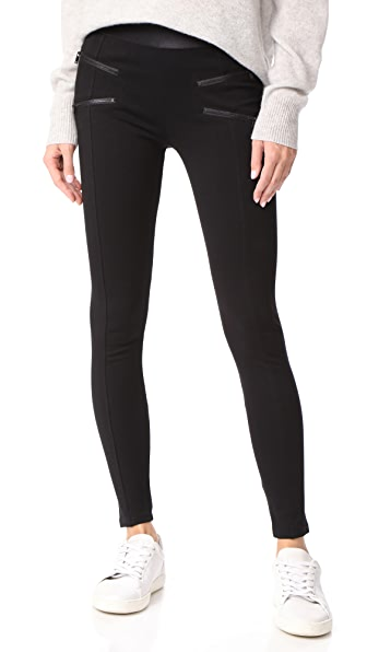 Jess Zip Leggings