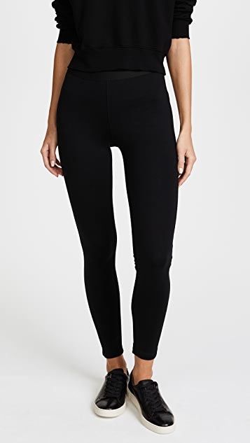 David Lerner Vented Barlow Leggings