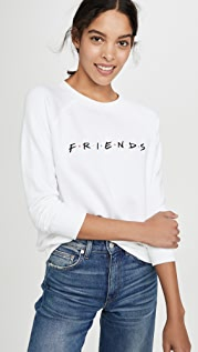 David Lerner Friends Sweatshirt