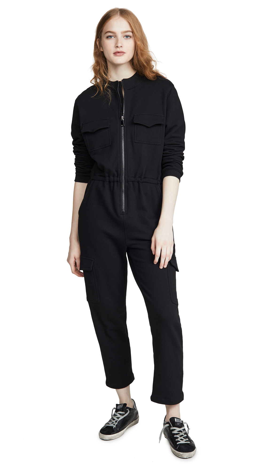 Buy David Lerner online - photo of David Lerner Charlie Cargo Jumpsuit