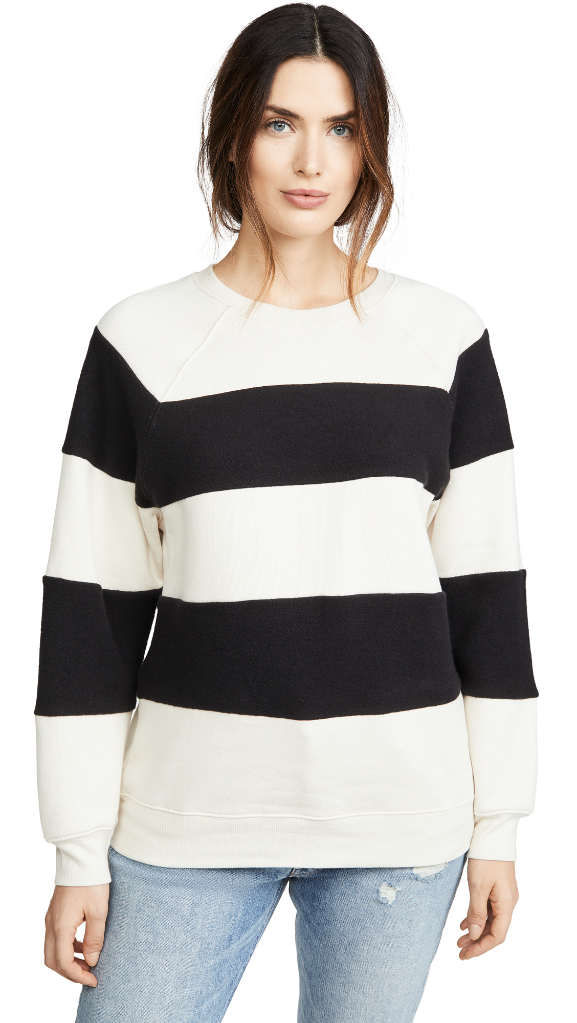 Buy David Lerner online - photo of David Lerner Erin Blocked Pullover