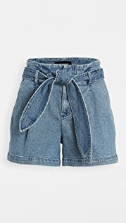 David Lerner Lexi Denim Shorts