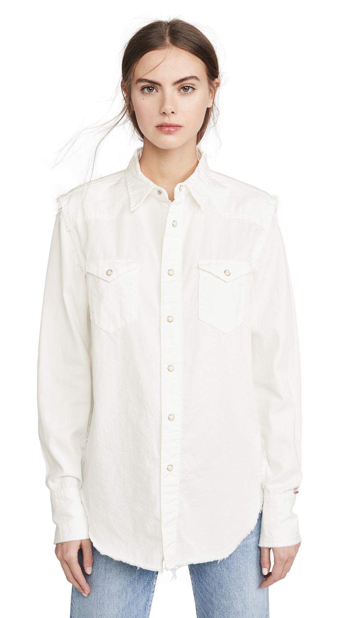 Denimist Oversized Cowboy Shirt - 30% Off Sale