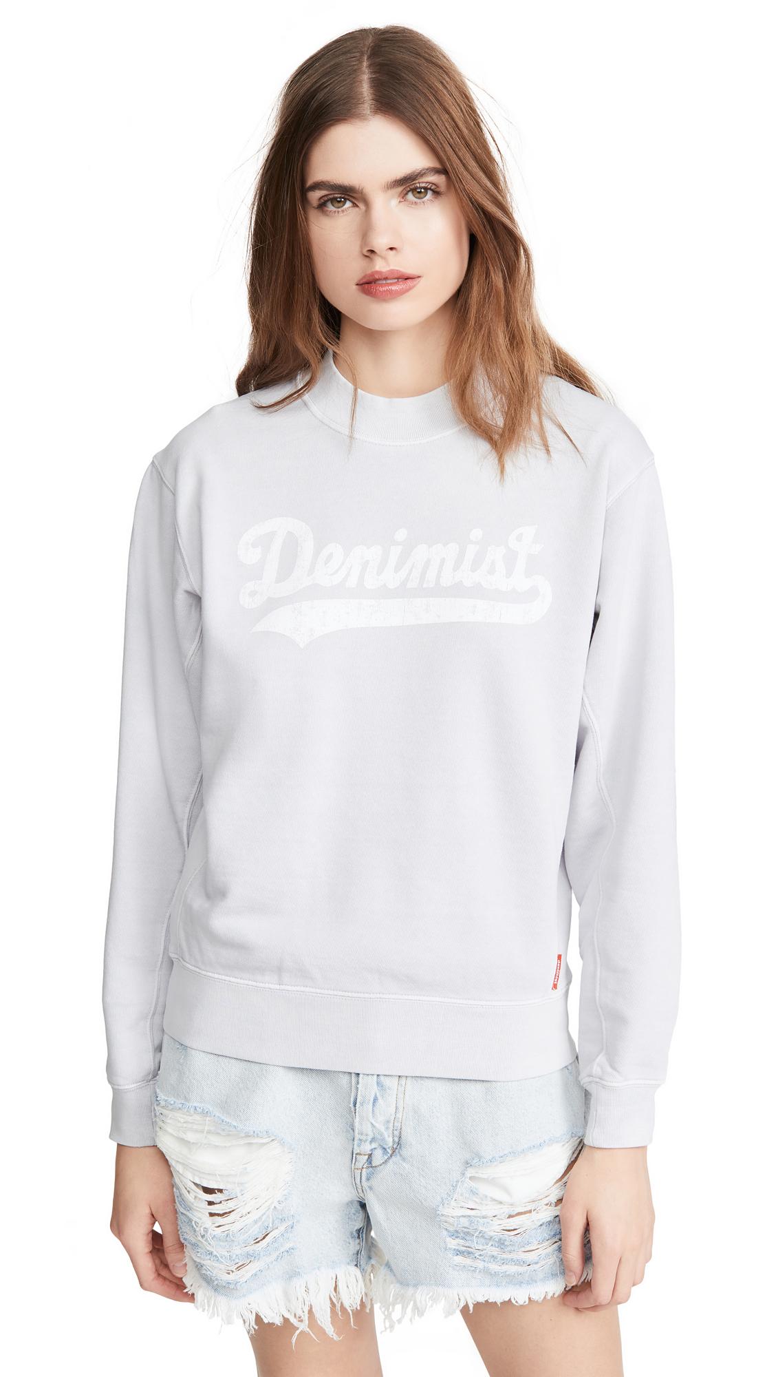 Denimist Logo Sweatshirt - 40% Off Sale