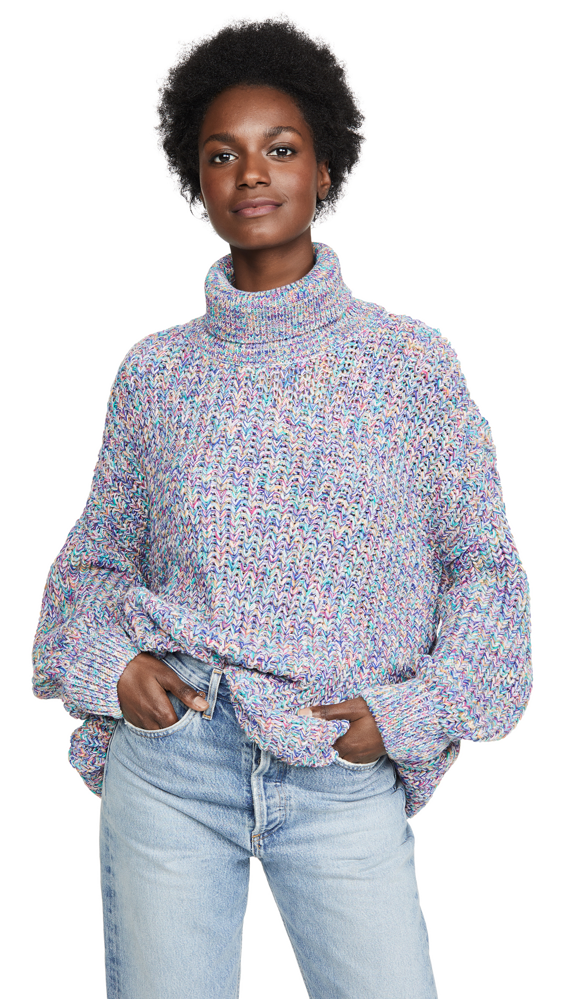 Buy DNA online - photo of DNA Marled Sweater