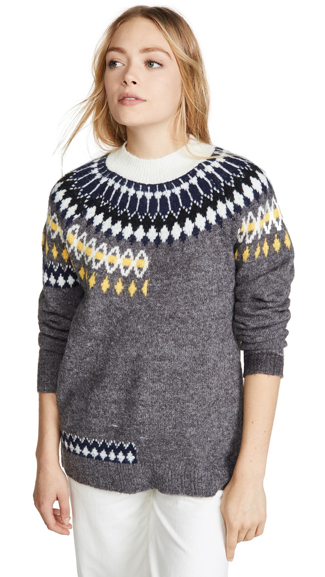 Buy DNA online - photo of DNA Fair Isle Sweater