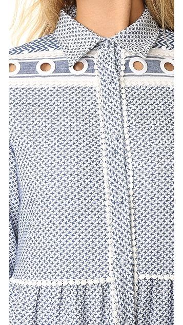 DODO BAR OR Zuriel Mona Dress