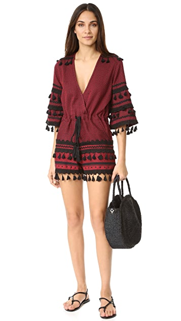 DODO BAR OR Yefet Short Romper