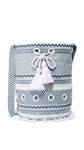 DODO BAR OR Kashi Bag - Blue