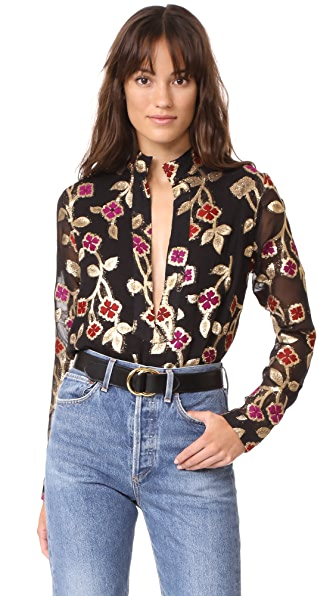 DODO BAR OR Heather Blouse