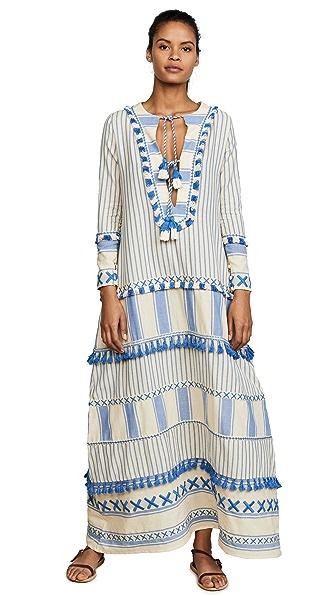 DODO BAR OR Samuelle Dress In Blue