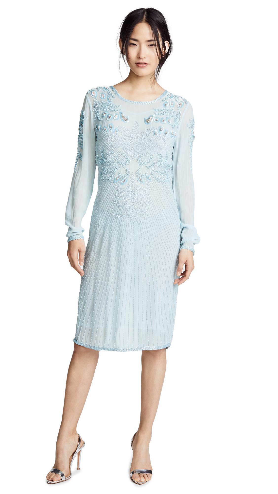 DODO BAR OR Refaella Dress In Blue