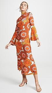 DODO BAR OR Платье Brigitte