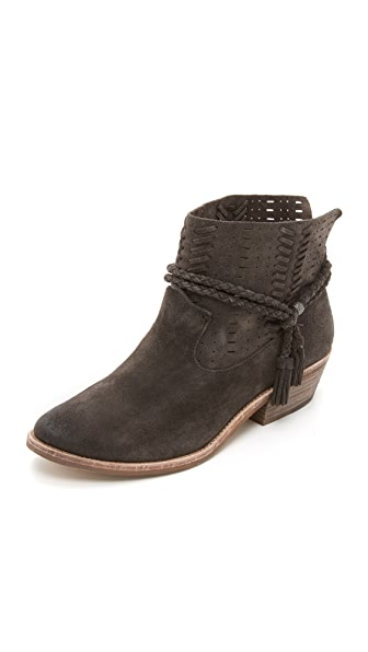 Dolce Vita Kade Booties - Anthracite at Shopbop
