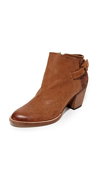 Dolce Vita Joplin Booties - Teak at Shopbop