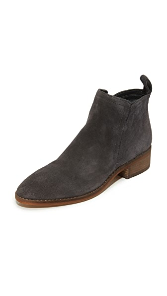 Dolce Vita Tessey Booties - Anthracite at Shopbop