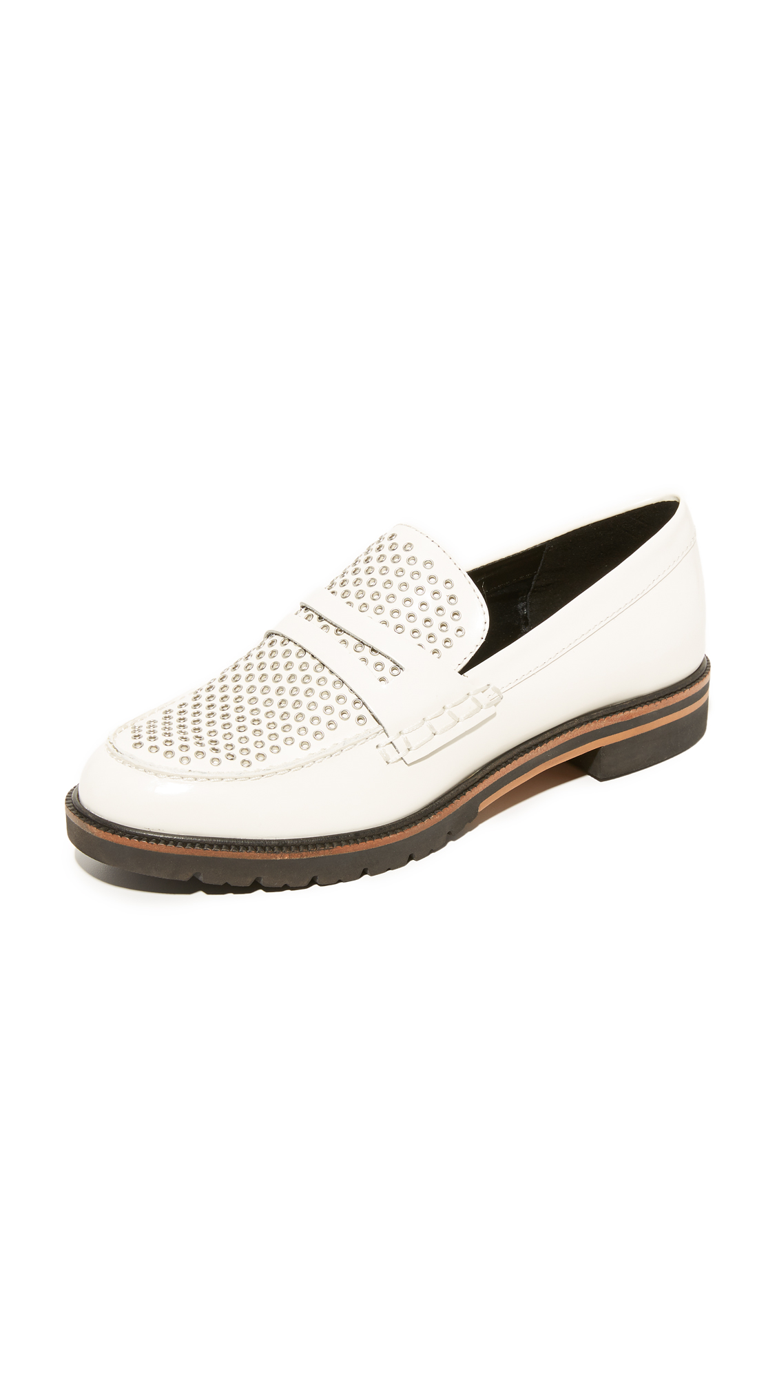 Dolce Vita Aidan Loafers - Off White at Shopbop