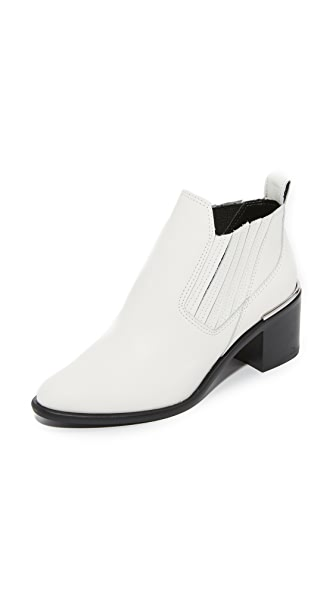 Dolce Vita Percy Booties - Off White