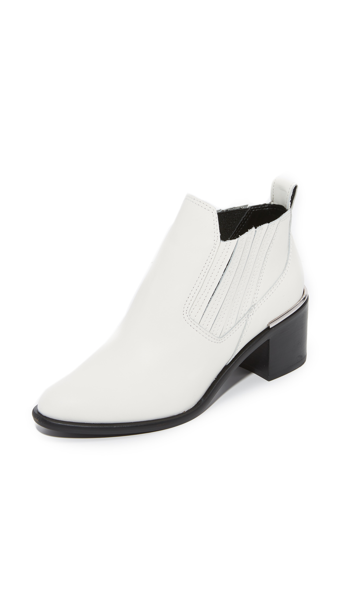 Dolce Vita Percy Booties - Off White at Shopbop