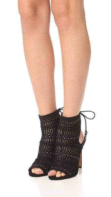 Dolce Vita Harmon Suede Sandals