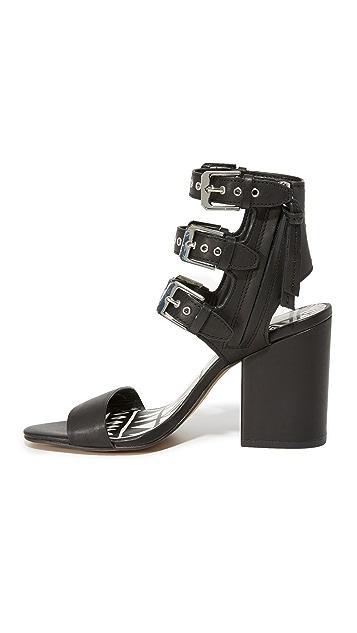 Dolce Vita Edin Block Heel Sandals