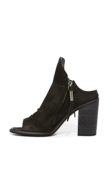 Dolce Vita Lennox Open Toe Booties
