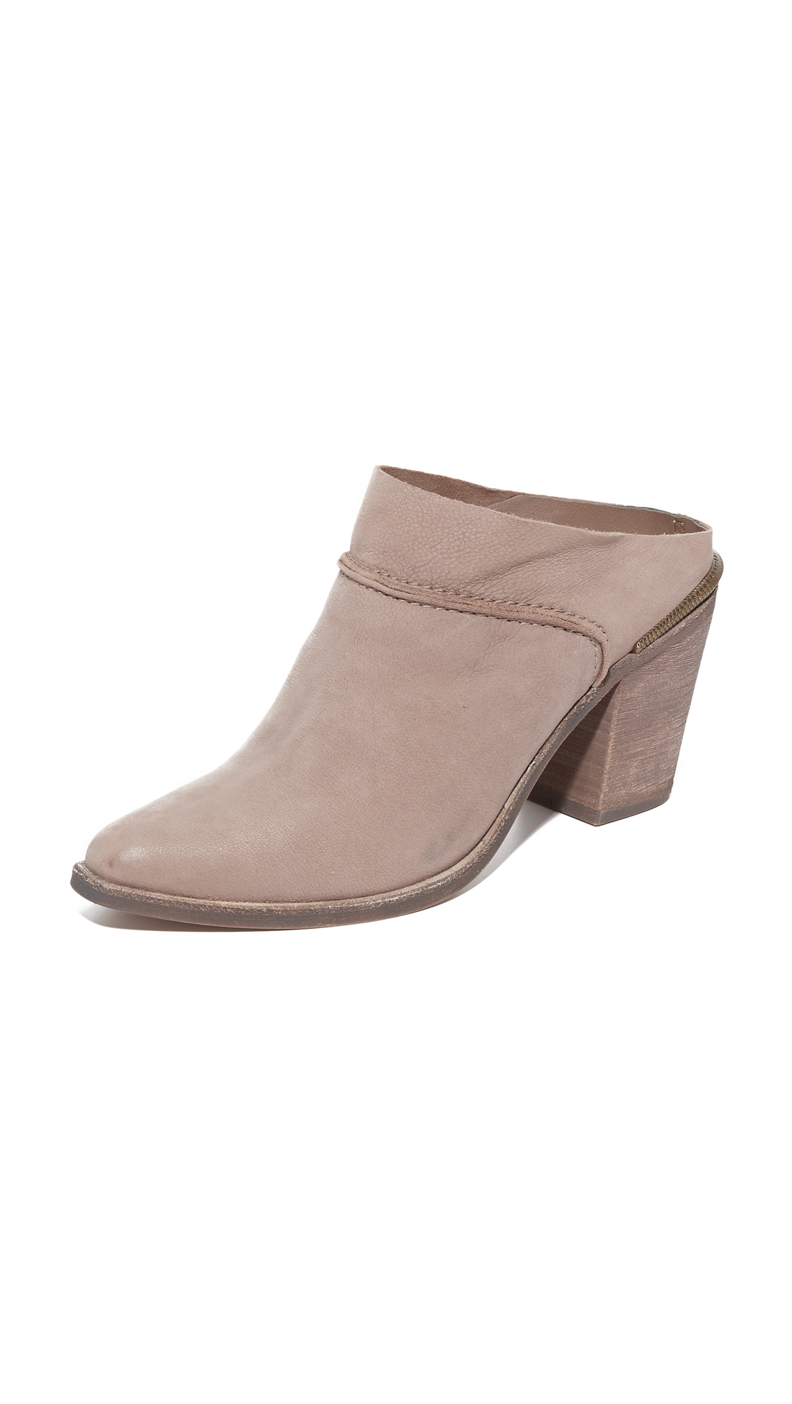 Dolce Vita Wes Mules - Light Taupe at Shopbop