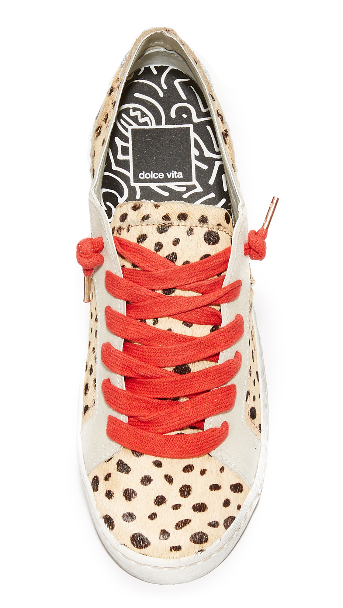986659dee40f Dolce Vita Zalen Haircalf Sneakers | SHOPBOP