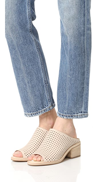 Dolce Vita Kyla Perforated Mules