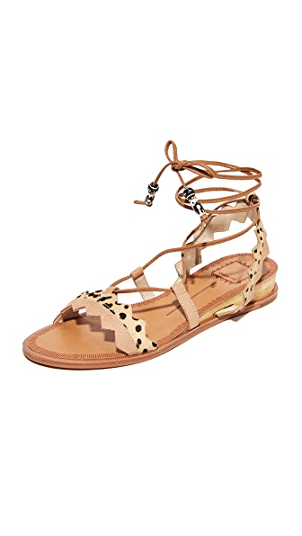 Dolce Vita Pedra Sandals - Blush Multi