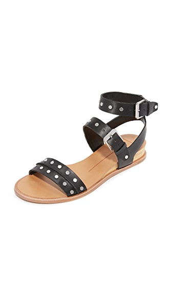 Dolce Vita Prim Sandals In Black