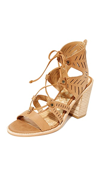 Dolce Vita Luci Sandals - Saddle