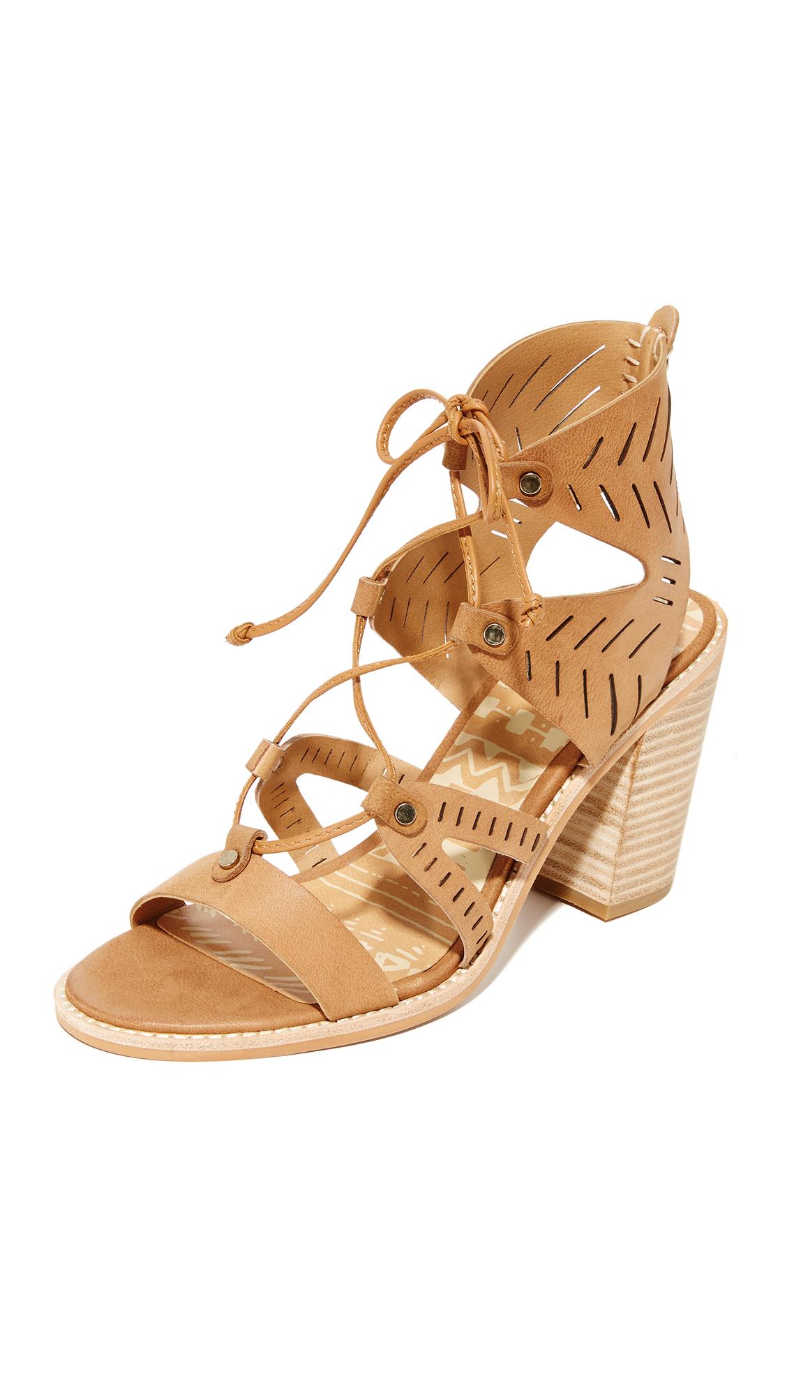 Dolce Vita Luci Sandals - Saddle at Shopbop