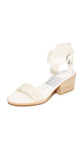 Dolce Vita Rae City Sandals - Off White