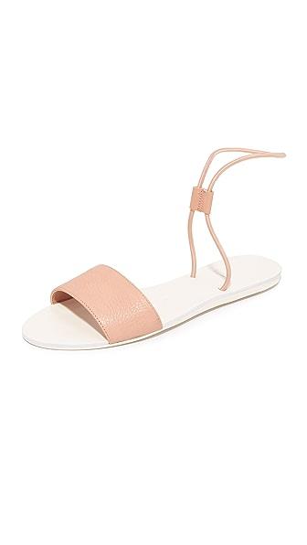 Dolce Vita Dara Elastic Sandals - Blush