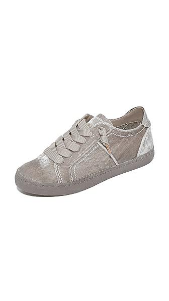 Dolce Vita Zalen Velvet Sneakers - Mink