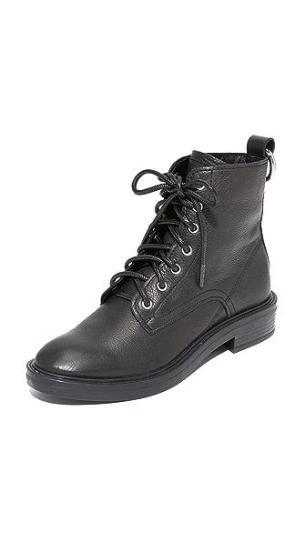 Dolce Vita Bardot Combat Boots at Shopbop