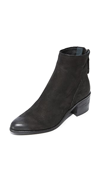 Dolce Vita Cassius Ankle Booties - Black