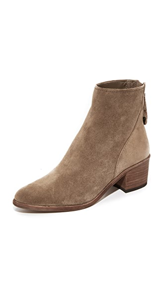Dolce Vita Cassius Ankle Booties - Khaki