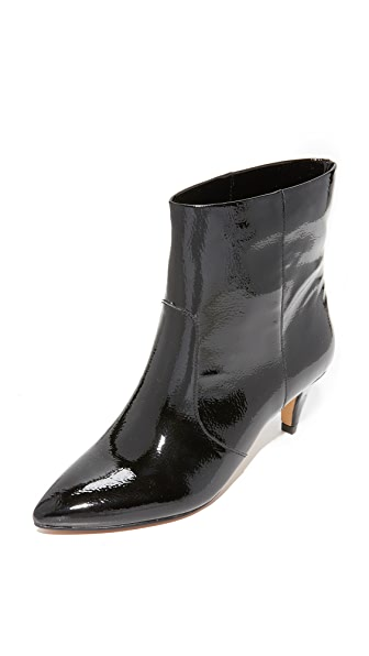 Dolce Vita Dee Booties - Black