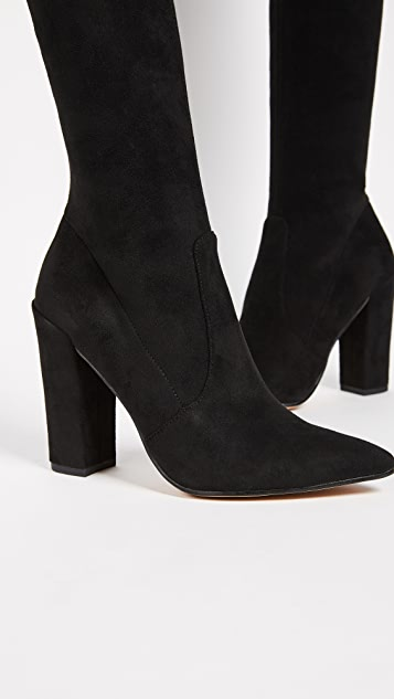 Dolce Vita Ellis Thigh High Stretch Boots