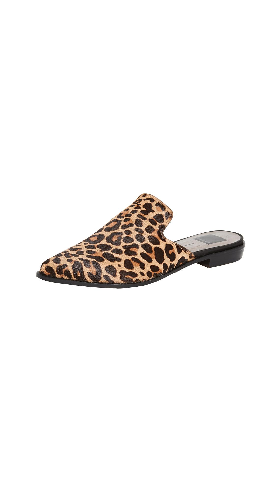 Dolce Vita Holli Mules - Leopard