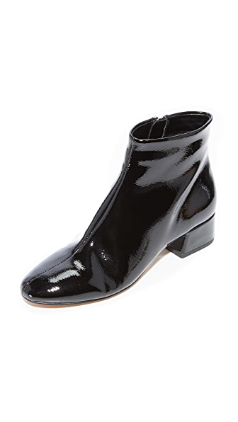 Dolce Vita Jac Booties - Black