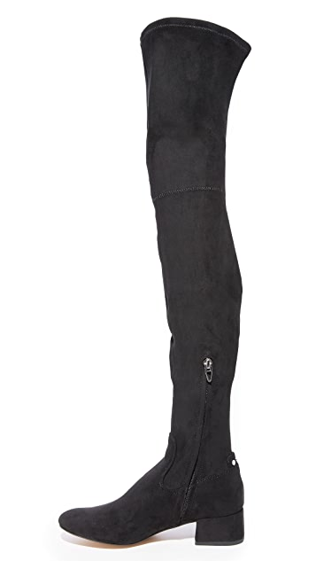 Dolce Vita Jimmy Over the Knee Boots